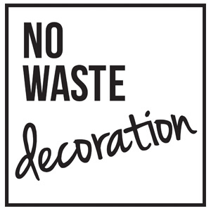 No Waste Decoration GO!-NH